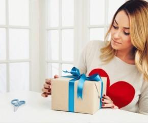 Kaip pakuoti dovanas?
