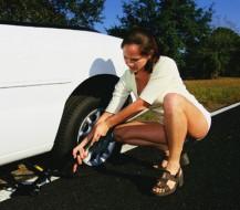 Kaip pakeisti automobilio ratą