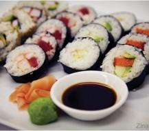 Kaip gaminti sushi
