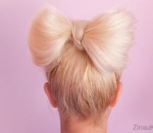 Kaip pasidaryti kaspiną iš plaukų