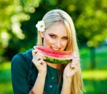 Kaip maitintis karštą vasaros dieną