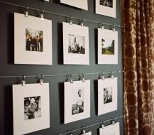 Kaip savo namų interjerą papuošti išskirtinėmis nuotraukomis