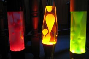 Kaip pasidaryti lavos lempą