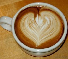 Kaip pasigaminti Latte