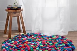 Kaip pasidaryti žaismingą kilimą