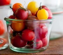 Kaip konservuoti pomidorus