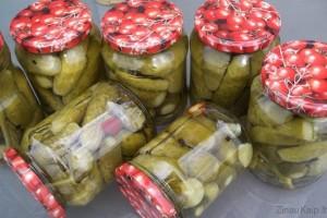 Kaip marinuoti agurkus