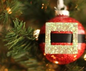 Kaip pasidaryti kalėdų eglutės žaisliukus?