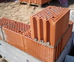 Kaip pasirinkti blokelius namo statybai