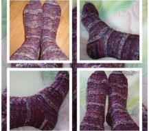 Kaip nusimegzti kojines