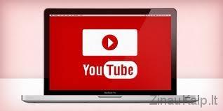 Kaip užsidirbti iš YouTube?