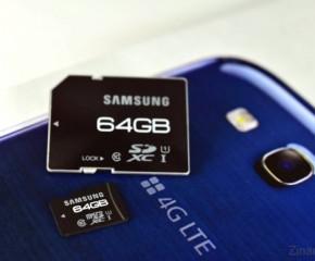 Kaip microSD atminties kortelės pagalba atnaujinti telefoną