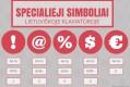 Kaip rašyti Euro ženklą klaviatūroje – €