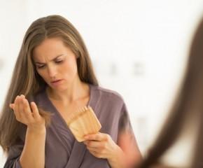 Kaip kovoti su plaukų slinkimu