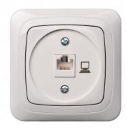 Kaip pajungti UTP kabelį ( interneto/LAN)