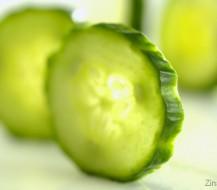 Kaip laikytis agurkų dietos