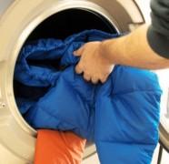 Kaip teisingai skalbti pūkinę striukę