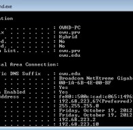 Kaip pasikeisti MAC adresą