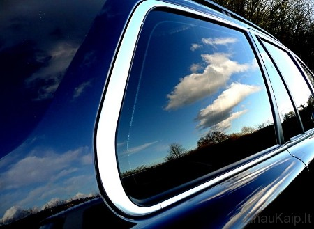 Kaip užtamsinti automobilio langus