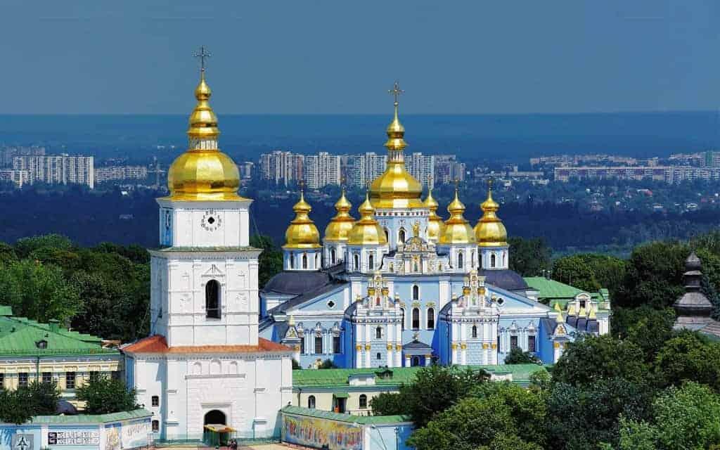 Kaip ir kur keliauti su vaikais? Kijevas – tobula kryptis!
