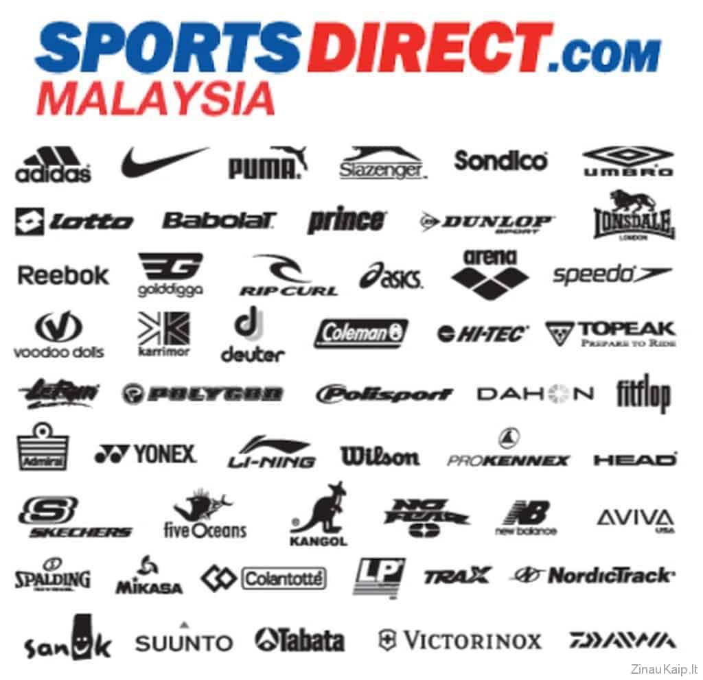 Kaip sutaupyti perkant iš SportsDirect.com