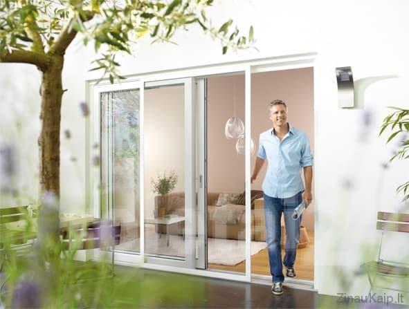 Kaip namus apsauguoti nuo uodų