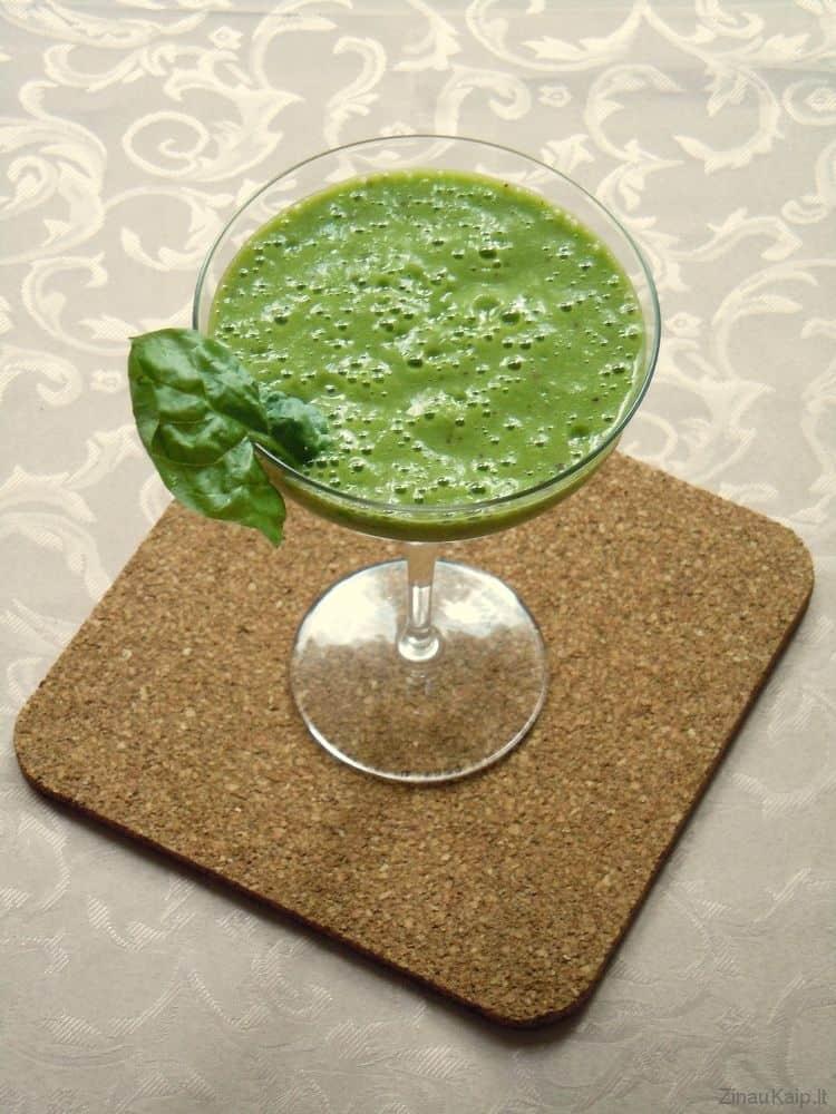 Kaip pasigaminti sveiką ir skanų kokteilį
