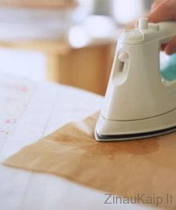 Kaip išvalyti vašką