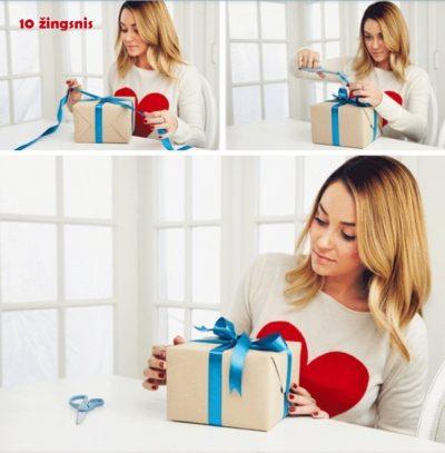 kaip pakuot dovanas5