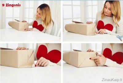 kaip pakuoti dovanas4