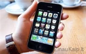 Kaip patikrinti ar telefonas ne vogtas