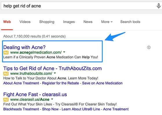 Kaip reklamuotis Google.com – Adwords