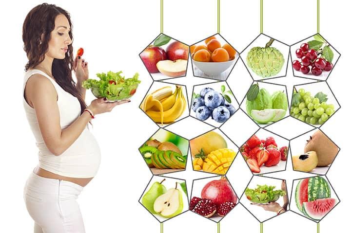 Kaip maitintis nėštumo metu