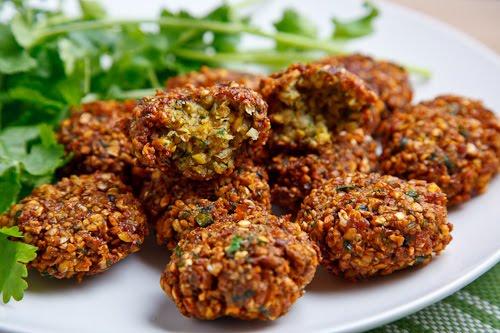 Kaip pagaminti falafelius – Falafelių receptas