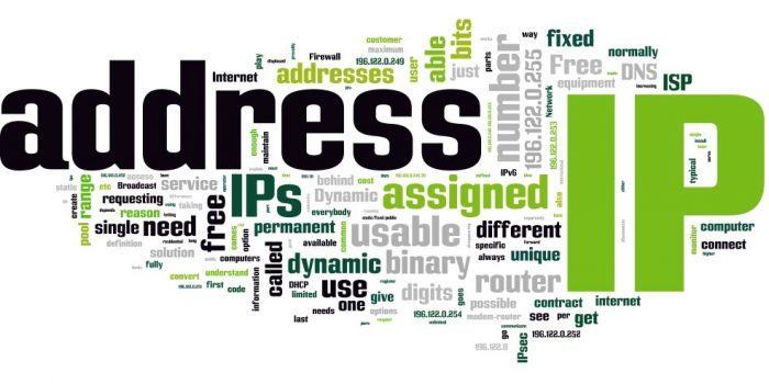 Kaip sužinoti savo IP adresą