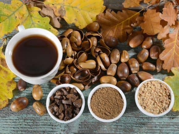 Kaip paruošti gilių kavą