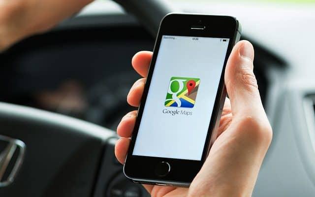 Kaip naudotis Google Maps navigacija telefone be interneto
