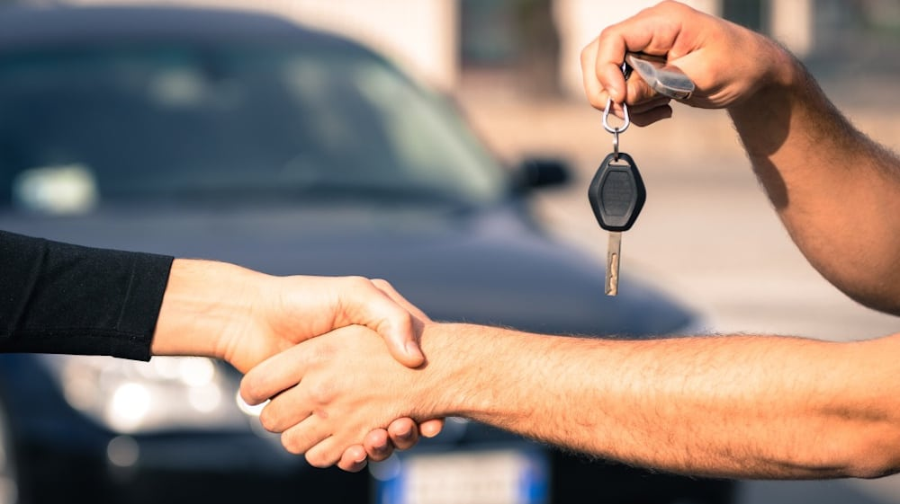 Kaip greitai parduoti savo automobilį?