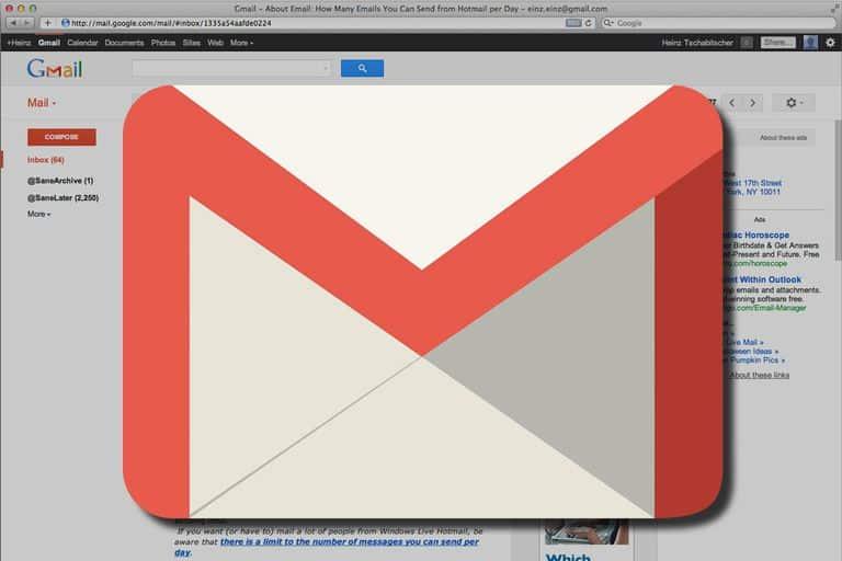 Kaip sujungti kelias Gmail pašto dėžutes į vieną