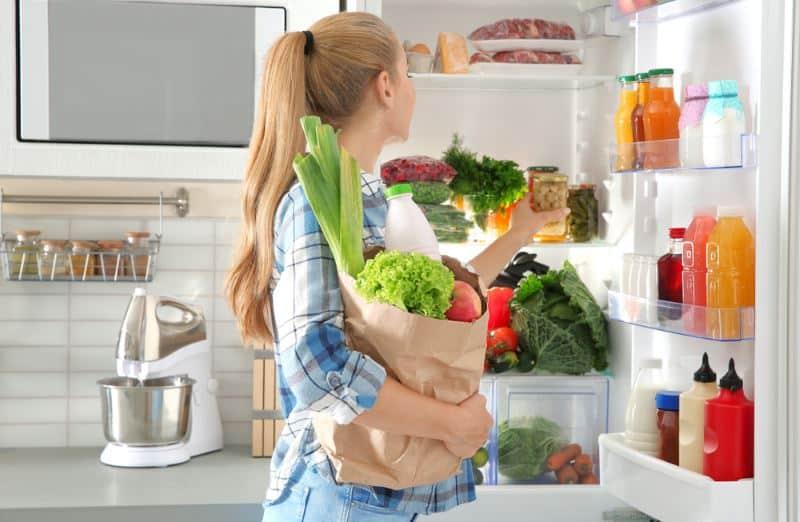Kaip išsirinkti šaldytuvą didelei šeimai