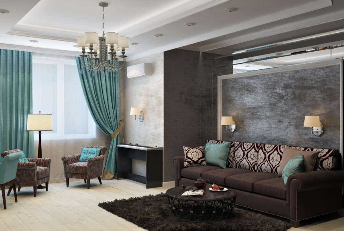 Pagrindiniai interjero stiliai: kaip juos atspindėti baldais?
