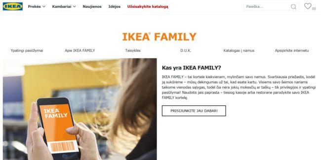 IKEA Family