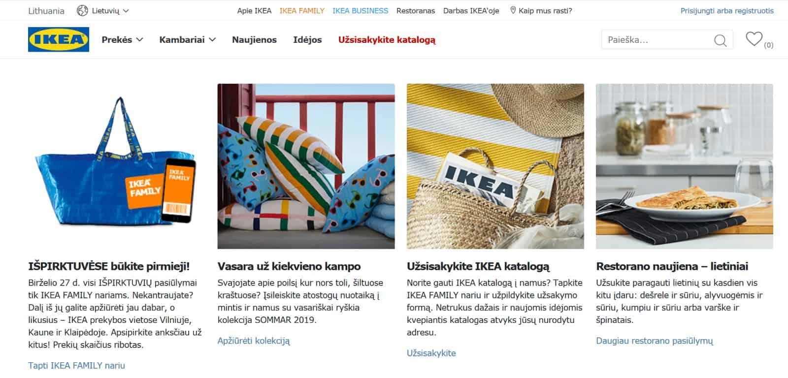 Kaip pirkti internetu iš IKEA.LT | IKEA – pirkimas internetu