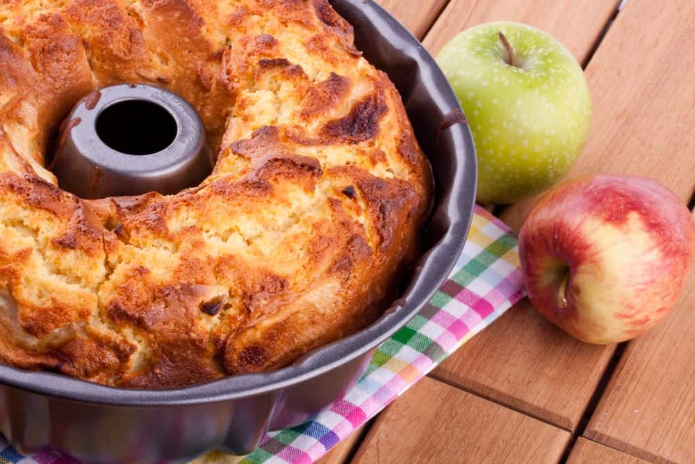 Močiutės obuolių pyragas