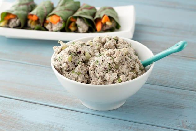 """Kaip pasigaminti žalia-valgiams tinkantį """"tuną"""""""
