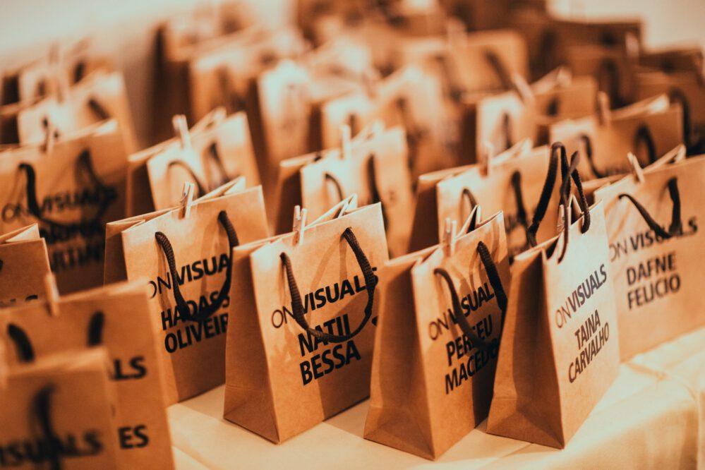 Kaip padidinti įmonės žinomumą reklaminiais maišeliais?