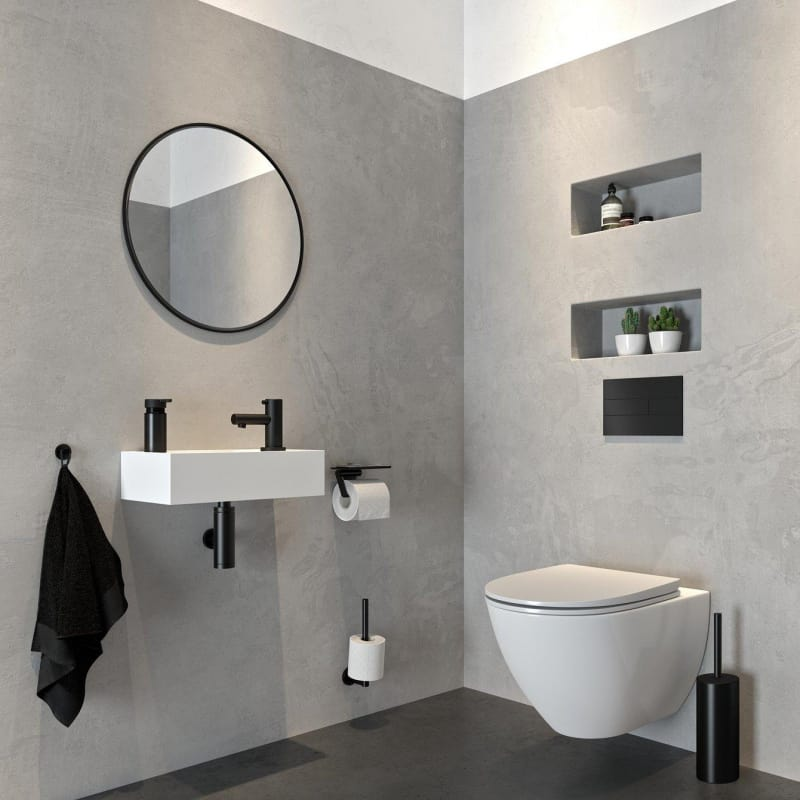 Būdai, kaip vizualiai padidinti vonios kambarį